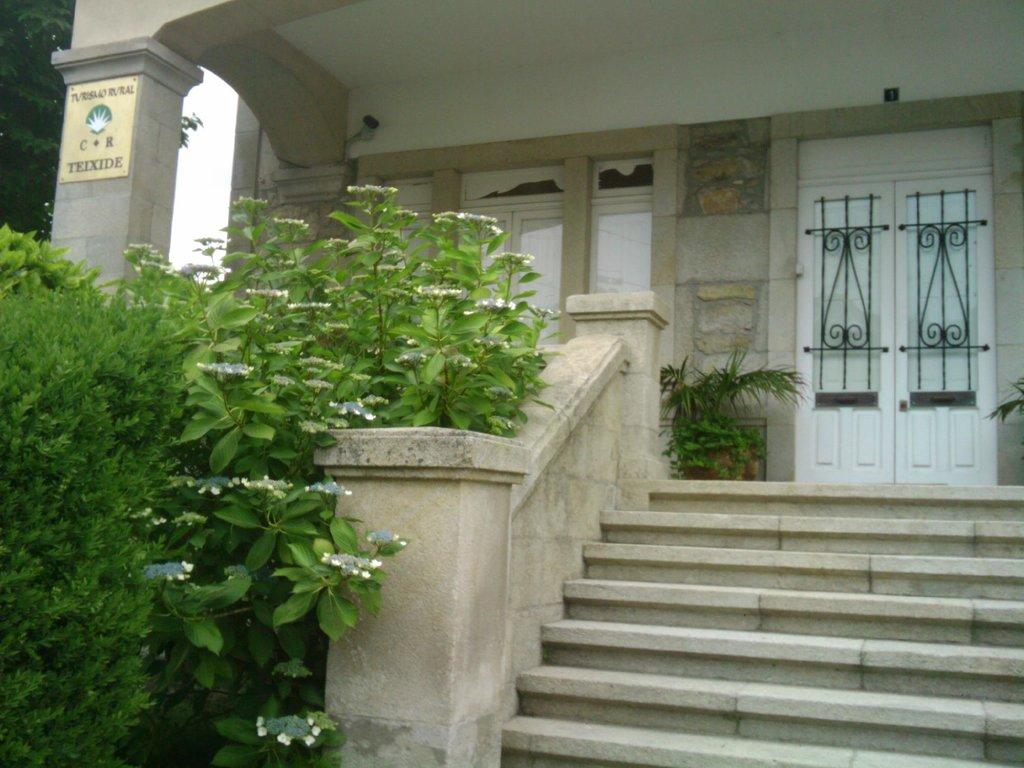 Casa Hospederia de Teixide