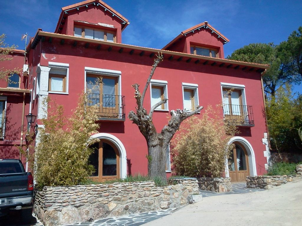 Hospederia El Cedro
