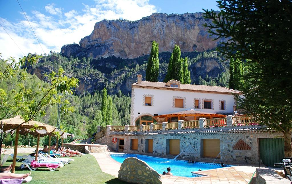 Hotel Rural Hospederia Rio Zumeta SPA
